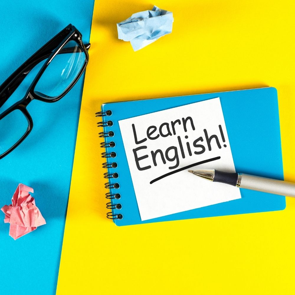 It Is Time To Learn English